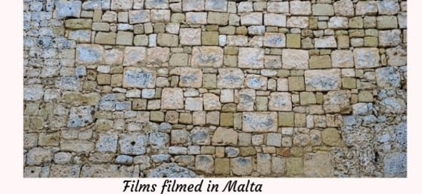 Films Filmed in Malta