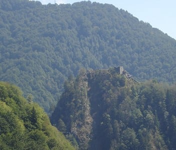 Poienari Citadel - Tours in Brasov