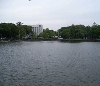 The Lagoon in Bacolod