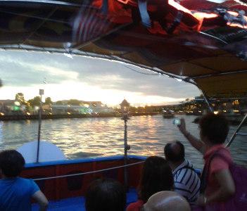 cruise down the historic malacca river