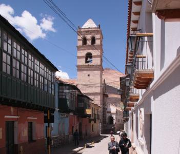 Potosi city
