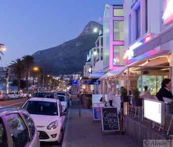 Camps Bay at Night