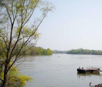 Szentendre Lake