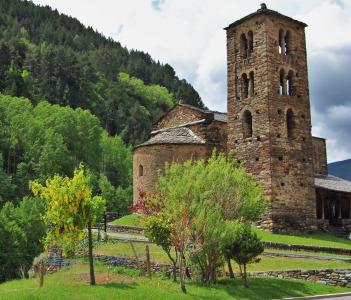 Esglèsia romànica Sant Joan de Caselles, Andorra