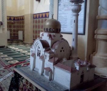 The model of Carol I mosque