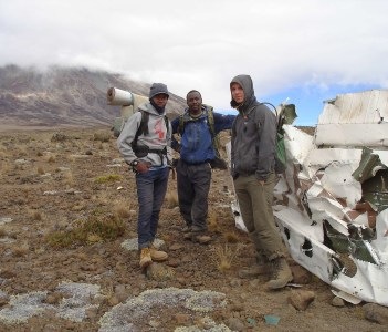 rongai route(to kibo base camp)