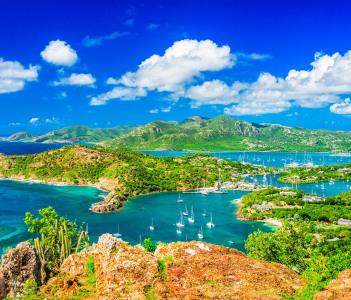 Antigua and Barbuda-Shirley Heights