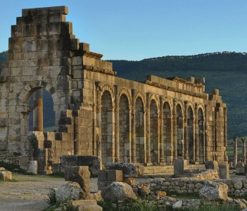 Archeological Site of Volubilis