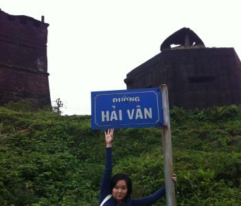 Hai Van hill