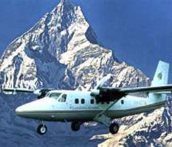 Mountain Flight with Attractive Travel Nepal