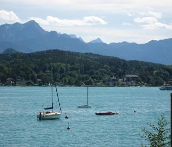 Lake Pörtschach Klagenfurt