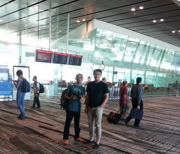 airport of singapore