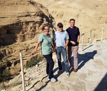 Wadi Qelt, Hozeva