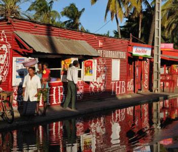 Shops in Toliara