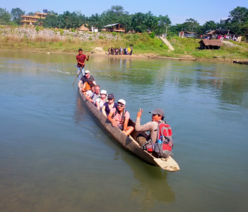 Canoe Ride