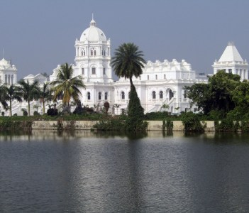 Ujjayanta palace museum, Agartala, India