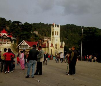 Ridge,the christ church
