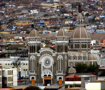 Basilica Corazón de María de Antofagasta
