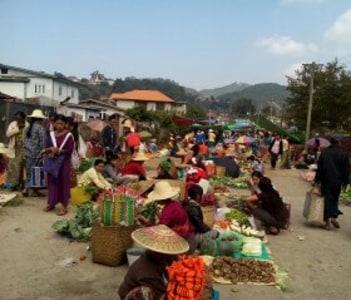 5 day kalaw special Market