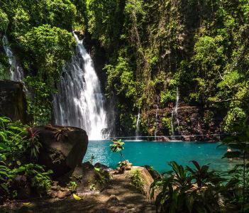 Cagayan de Oro Falls