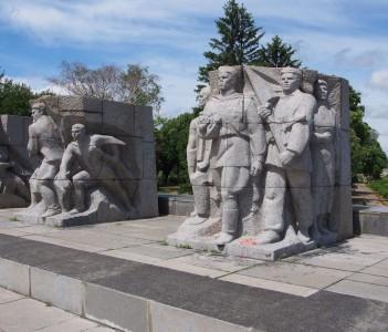 Soviet Monument, Vidin