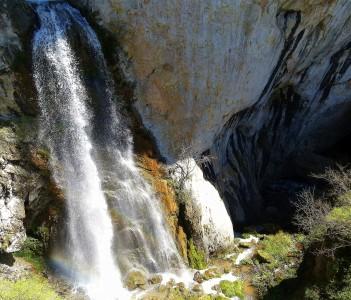 Waterfall Apuseni area