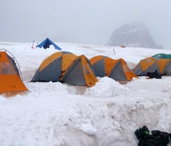 Mount McKinley Camping