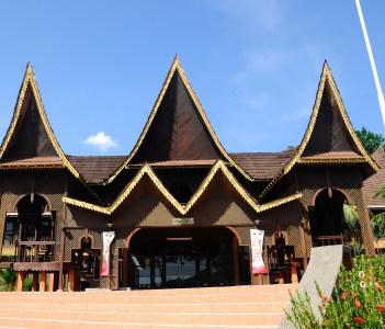Negeri Sembilan Museum also known as Cultural Art Centre, Seremban