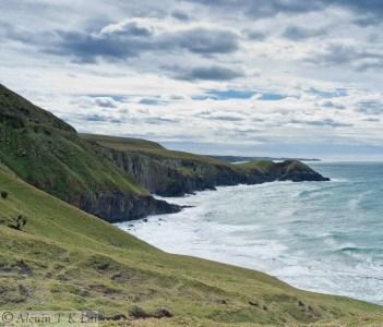 Wild Coast Hikes Scenery