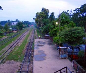 Sreemangal Railway Station