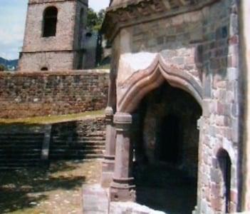 Bell Tower & Open Chapel