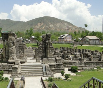Awantipora Ancient Temple
