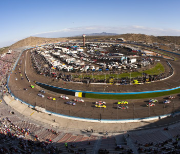 The Phoenix International Raceway in Avondale