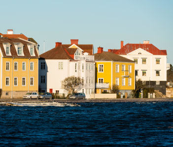 Documentary of seaside lifestyle and lovely seaside homes at Karlskrona Sweden