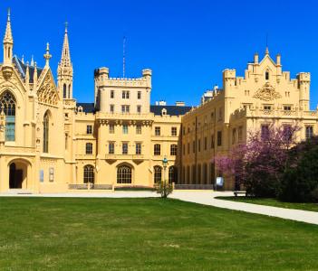 Lednice Palace