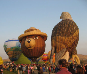 Great Reno Baloon Race