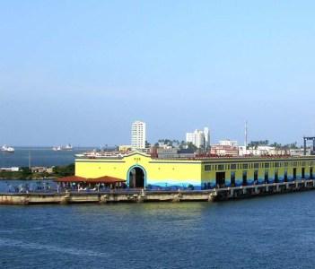Colon - Cruise Ship Terminal