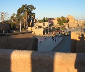 City Wall of Taroudant