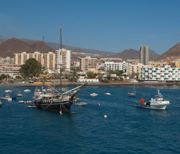 Los Cristianos Arona Tenerife Canary Islands Spain