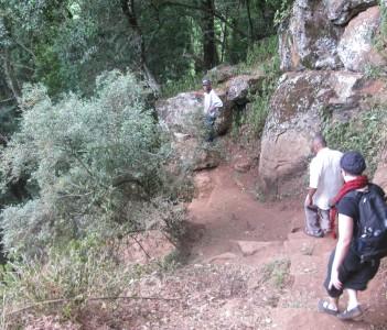 Nyahururu Trekking