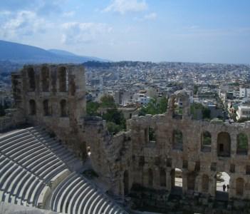 Odeon of Herodes Atticus or Herodeon