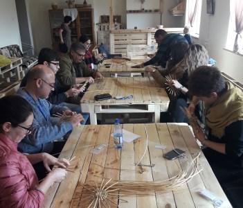 Willow weaving master class