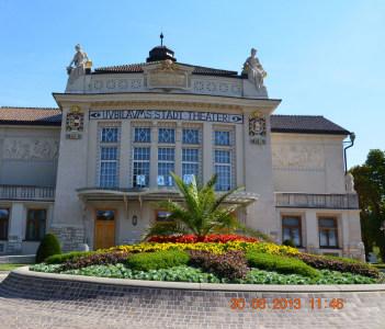 Klagenfurt Theatre