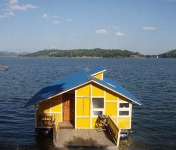 Barapani Lake