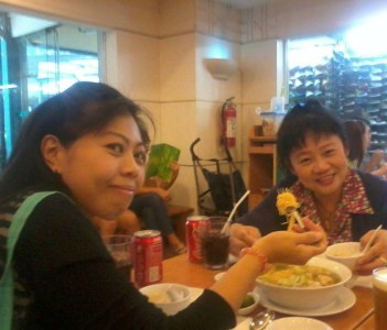 Guests from Thailand