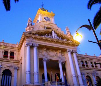 Ayuntamiento, Malaga