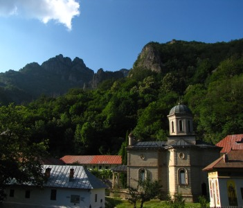 Cozia Mountains