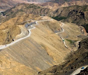 Tizi n Tichka pass Morocco