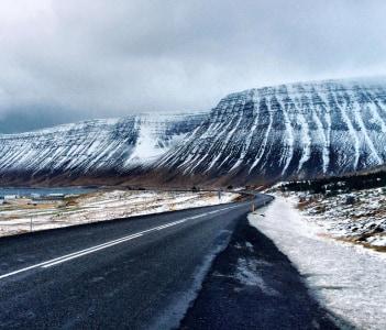 Isafjorour Iceland