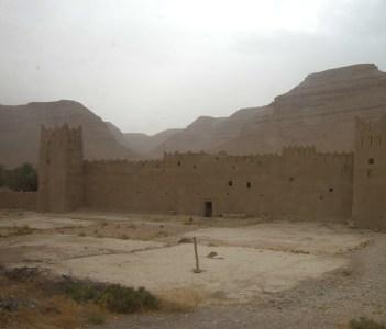Azrou to Merzouga, Morocco